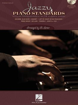 Jazzy Piano Standards: Stylish Arrangements of 15 Classic Songs (HL-00311735)