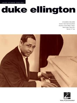 Duke Ellington: Jazz Piano Solos Series Volume 9 (HL-00311787)