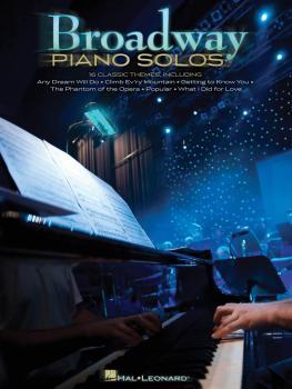 Broadway Piano Solos (HL-00311898)