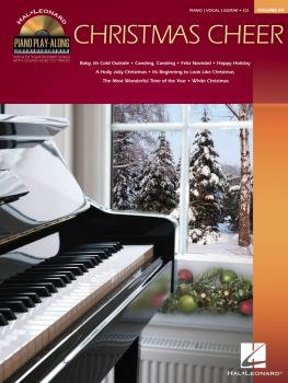 Christmas Cheer: Piano Play-Along Volume 98 (HL-00312021)