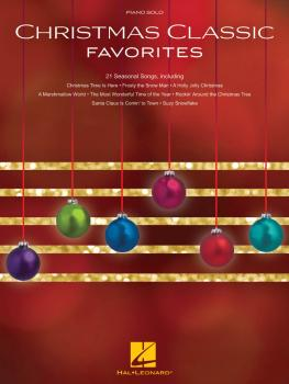Christmas Classic Favorites (HL-00312023)
