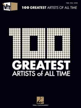 VH1 100 Greatest Artists of All Time (HL-00312025)