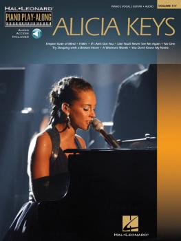 Alicia Keys: Piano Play-Along Volume 117 (HL-00312306)