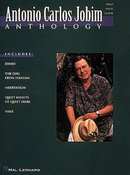 Antonio Carlos Jobim Anthology (HL-00312477)
