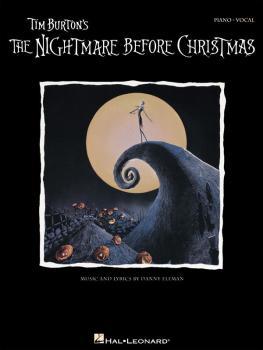 Tim Burton's The Nightmare Before Christmas (P/V/G) (HL-00312488)