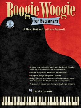 Boogie Woogie for Beginners (HL-00312559)