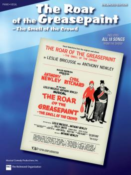 The Roar of the Greasepaint, the Smell of the Crowd (HL-00313156)