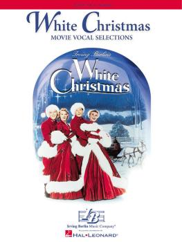 White Christmas: Movie Vocal Selections (HL-00313165)