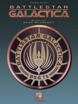 Battlestar Galactica: Piano Solo Arrangements (HL-00313530)