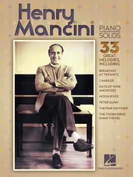 Henry Mancini Piano Solos (HL-00313616)