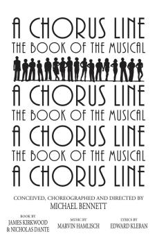 A Chorus Line: The Complete Book of the Musical (HL-00314005)