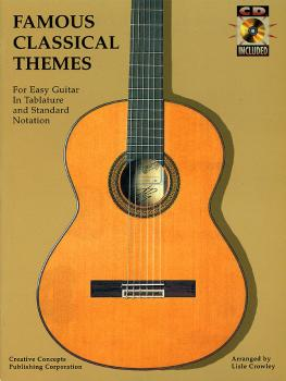 Famous Classical Themes for Easy Guitar (HL-00315167)