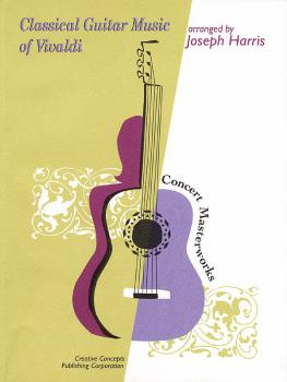 Classical Guitar Music of Vivaldi (HL-00315187)