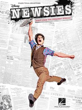 Newsies: Music from the Broadway Musical (HL-00315560)