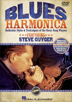 Blues Harmonica: Authentic Styles & Techniques of the Great Harp Playe (HL-00320976)