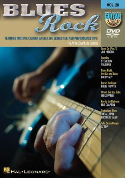 Blues Rock: Guitar Play-Along DVD Volume 28 (HL-00320988)