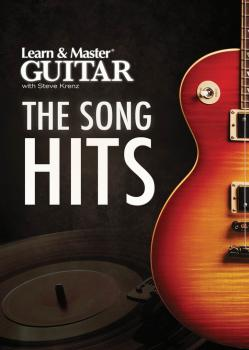 Learn & Master Guitar - The Song Hits (Book/10-DVD Pack) (HL-00321227)