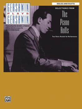 Gershwin Plays Gershwin - Selections from the Piano Rolls (Solos and D (HL-00321875)