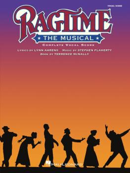 Ragtime the Musical (Complete Vocal Score) (HL-00322202)