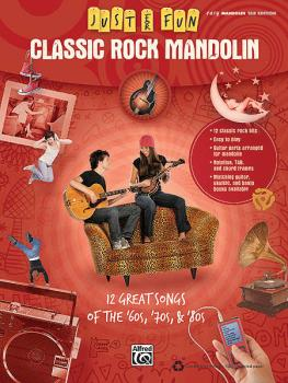 Classic Rock Mandolin (Just for Fun Series) (HL-00322271)