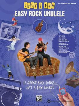 Easy Rock Ukulele (Just for Fun Series) (HL-00322274)