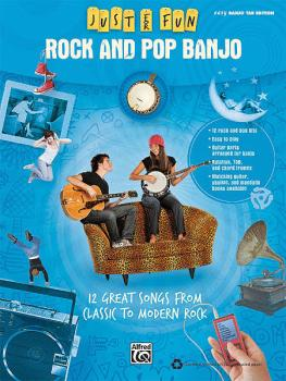 Rock and Pop Banjo (Just for Fun Series) (HL-00322280)