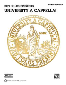 Ben Folds Presents University A Cappella! (SATB a cappella) (HL-00322291)