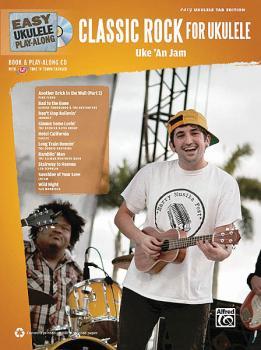 Classic Rock for Ukulele: Easy Ukulele Play-Along (HL-00322411)