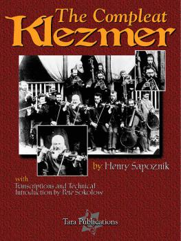 Compleat Klezmer Book CD (HL-00330387)