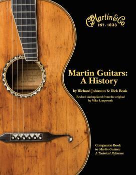 Martin Guitars: A History (HL-00330889)