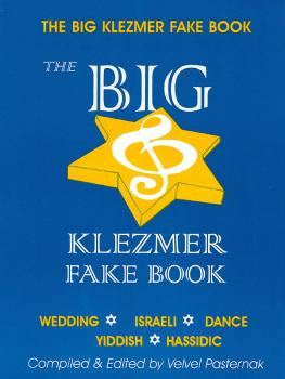 The Big Klezmer Fake Book (HL-00330931)