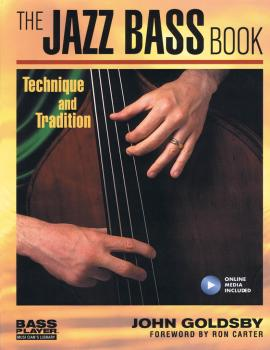 The Jazz Bass Book (Book/CD Pack) (HL-00330977)