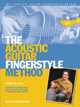 Acoustic Guitar Fingerstyle Method: Book with Online Audio (HL-00331948)