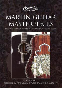 Martin Guitar Masterpieces: A Showcase of Artists' Editions, Limited E (HL-00333141)