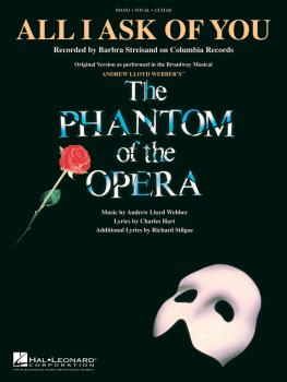 All I Ask of You (from The Phantom of the Opera) (HL-00353053)