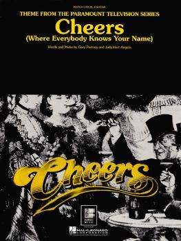 Cheers, Theme from (Where Everybody Knows Your Name) (HL-00353182)