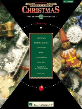 The Ultimate Series: Christmas - 3rd Edition: 100 Seasonal Favorites (HL-00361399)