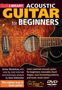 Acoustic Guitar for Beginners (HL-00393031)