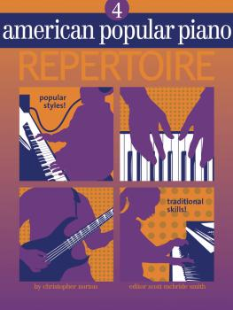 American Popular Piano - Repertoire: Level Four - Repertoire (HL-00399004)