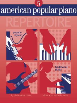American Popular Piano - Repertoire: Level Five - Repertoire (HL-00399005)