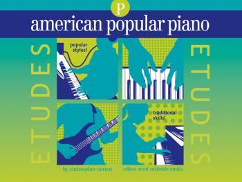 American Popular Piano - Etudes: Preparatory Level - Etudes (HL-00399011)