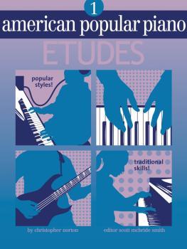 American Popular Piano - Etudes (Level One - Etudes) (HL-00399012)