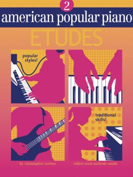 American Popular Piano - Etudes (Level Two - Etudes) (HL-00399013)