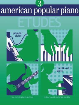 American Popular Piano - Etudes (Level Three - Etudes) (HL-00399014)