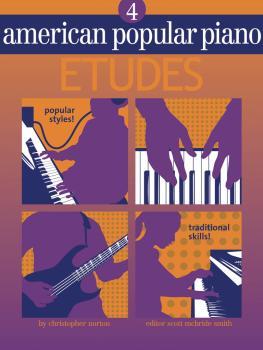 American Popular Piano - Etudes (Level Four - Etudes) (HL-00399015)