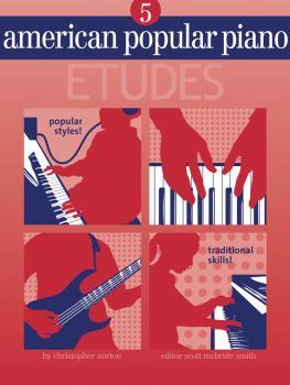 American Popular Piano - Etudes (Level Five - Etudes) (HL-00399016)
