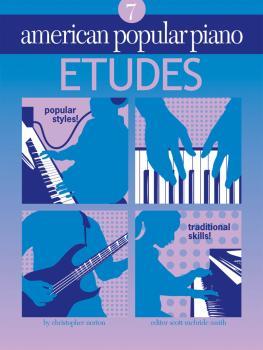 American Popular Piano (Etudes Level 7) (HL-00399018)