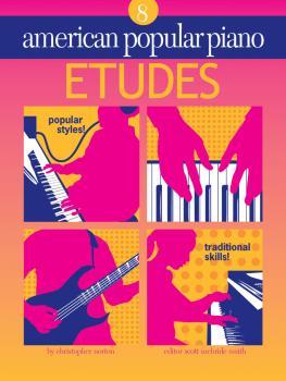 American Popular Piano - Etudes (Etudes Level 8) (HL-00399019)