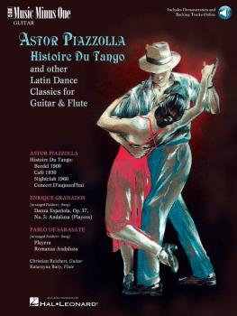 Piazzolla - Histoire Du Tango and Other Latin Classics for Guitar & Fl (HL-00400066)
