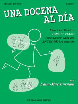 A Dozen a Day Book 1 - Spanish Edition (HL-00404076)